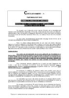 CIRCULAR Nº 1 2017-18 – Cuotas y Normas de la temporada