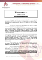 CIRCULAR Nº 1 2018-19 – NORMAS DE AFILIACION-RECAUDACION