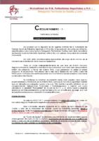 CIRCULAR Nº 1 2019-20 – NORMAS DE AFILIACION-RECAUDACION