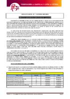 CIRCULAR Nº 17 REPARTO Reparto Derechos 2015 2017-2018