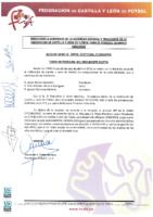 Acta nº10 – Junta Electoral Federativa