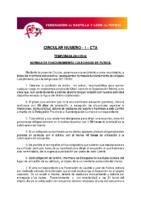 CTA – Circular Nº 1 2017-18 – Normas de funcionamiento para los colegiados de fútbol