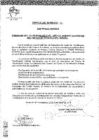 CTA – Circular Nº 5 2017-18 – Nombramiento del responsable del Centro de Tecnificación Arbitral Área de Árbitros Asistentes