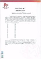 CTA – Circular Nº 7 2018-19 – Cursillo de Ascenso a Tercera División Nacional