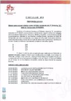 CTA – Circular Nº 9 2018-19 – Plazas Asistente Segunda División B