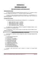 Circular Nº 1 – SC Bierzo – Plan Competicional 2014-15