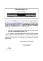 FCYLF – Circular Nº 24 – 2014-15 Cobertura Campeonato Regionales de Edad