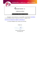 FCYLF – Circular nº 10 2017-18 Relación de convenios de filialidad