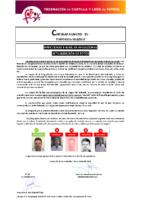 FCYLF – Circular nº 10 2018-19 Dirección de email y actualización de fotografías en Afiliaciones
