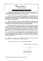 FCYLF – Circular nº 13 – Acceso a las actas en el vestuario arbitral