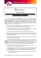 FCYLF – Circular nº 7 2019-20 Seguro complementario a la cobertura del riesgo deportivo en Campeonatos Regionales de Edad