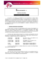 FCyLF – Circular nº 6 2017-18 – Calendario Fase autonómica Copa RFEF