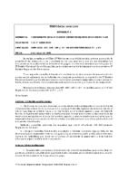 Informe 2 2008-09 Cumplimiento de sanciones de diferentes equipos de un mismo club