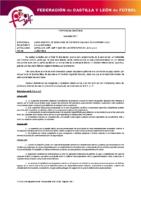 Informe 7 2017-18 – Cumplimiento de sanción en distintos equipos del mismo club