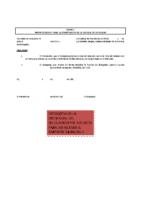 Modelo Declaración Licencia Delegado 18-19