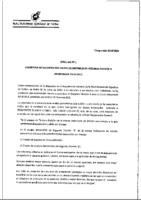 RFEF – Circular 1 – 2014-15 Cobertura vacantes causas económicas Segunda B