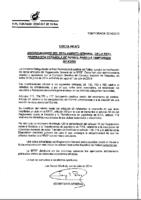 RFEF – Circular 2 – 2014-15 Modificaciones Reglamento General RFEF