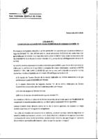 RFEF – Circular nº 1 2017-18 – Cobertura de vacantes por causas económicas en Segunda División B