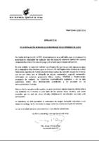 RFEF – Circular nº 10 – 2015-16 Instalación de banquillos adicionales en los terrenos de juego