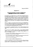 RFEF – Circular nº 10 2018-19 – Cobertura de vacante por causas económicas en el Campeonato Nacional de Liga de Segunda B.