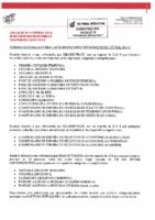 RFEF – Circular nº 4 2019-20 Fútbol Sala – Normas Generales para Subvenciones Económicas Fútbol Sala