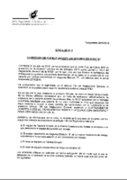 RFEF – Circular nº 9 2018-19 – Cobertura de posible vacante en Segunda División _B_