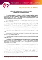 SALAMANCA Normas inscripciones temporada 2015-16 y composición de categorías y divisiones