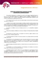 SEGOVIA Normas inscripciones temporada 2015-16 y composición de categorías y divisiones