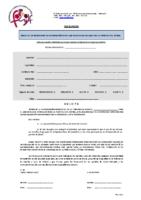 SOL. AUT. RENOVACION USO DE GAFAS ESPECIALES