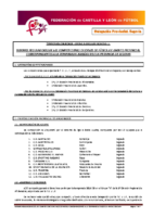 Segovia 2018-19 – Circular nº 1 Plan Competicional