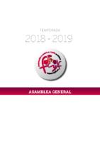 Memorias FCYLF 2019