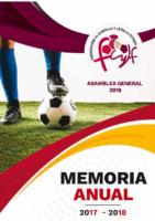 Memorias FCYLF 2018