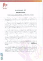 CTA – Circular Nº 7 2019/20 – Renovaciones Arbitrales 2020/21