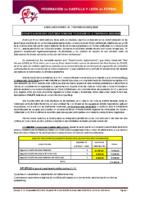 FCyLF – Circular nº 6 2019/20 – Reparto Subvenciones 5/2015 Derechos Televisivos Temporada 2018/19