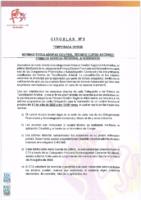 CTA – Circular Nº 8 2019/20 – Normas reguladoras control técnico ascenso a Primera Regional de Aficionados