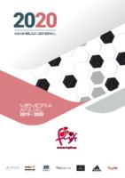 Memoria FCyLF 2020