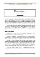 CIRCULAR Nº 2 – NORMAS GENERALES 2020-2021
