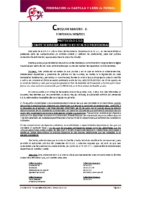 FCYLF – CIRCULAR Nº 8  2020/21 – PROTOCOLO CONSEJO SUPERIOR DE DEPORTES COMPETICIONES DE ÁMBITO ESTATAL NO PROFESIONAL