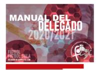 MANUAL DEL DELEGADO FCYLF 2020/2021