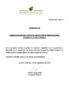 RFEF – CIRCULAR Nº 10  2020/21  – NORMAS REGULADORAS Y BASES DE COMPETICIÓN DE PRIMERA DIVISIÓN NACIONAL DE FÚTBOL FEMENINO