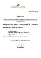 RFEF – CIRCULAR Nº 8 2020/21  – NORMAS REGULADORAS Y BASES DE COMPETICIÓN DE COMPETICIONES JUVENILES DE ÁMBITO ESTATAL