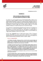 RFEF – CIRCULAR Nº 5  2020/21  – Modificaciones del Código Disciplinario de la RFEF