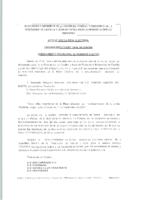 ZAMORA-ACTA Nº 2 – ELECCIONES CIRCUNSCRIPCIÓN ELECTORAL ZAMORA