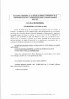 LEÓN-ACTA nº 1 y 2  – ELECCIONES CIRCUNSCRIPCIÓN ELECTORAL LEÓN