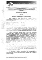 ACTA N. 2 ELECCION MIEMBROS MESAS ELECTORALES – F