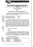 ACTA N. 6 PROCLAMACION DEFINITIVA ASAMBLEA GRA. – F
