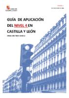 GUÍA DE APLICACIÓN NIVEL 4 – JUNTA DE CASTILLA Y LEON 9 de noviembre