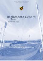 REGLAMENTO RFEF – diciembre 2020