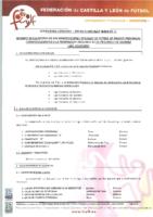 CIRCULAR Nº 1 PLAN COMPETICIONAL ZAMORA -2020-21-LIGA VOLVEMOS