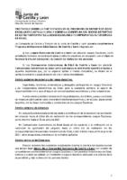 PROTOCOLO SEGURO DEPORTIVO JCYL 2020-21 CAMPEONATOS REGIONALES DE EDAD
